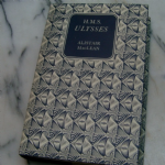 Companion book club H.M.S. ULYSSES By Alistair MacLean 1957 issue